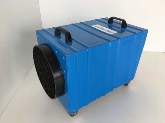 Elektrische verwarmer 380V - 12kW
