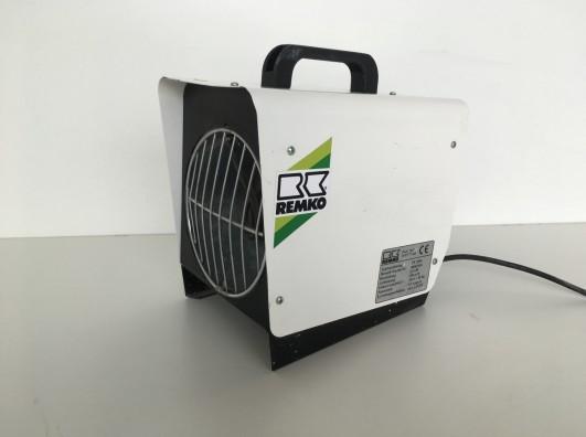 Electrische verwarmer 220 V - 2,2 kW