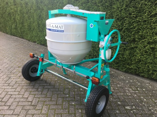 Betonmolen 350 liter